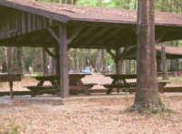 Luther Hall Landing Campground