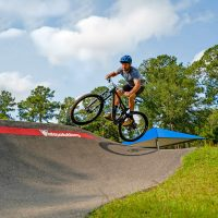 Velo Solutions Pump Track at Tom Brown Park