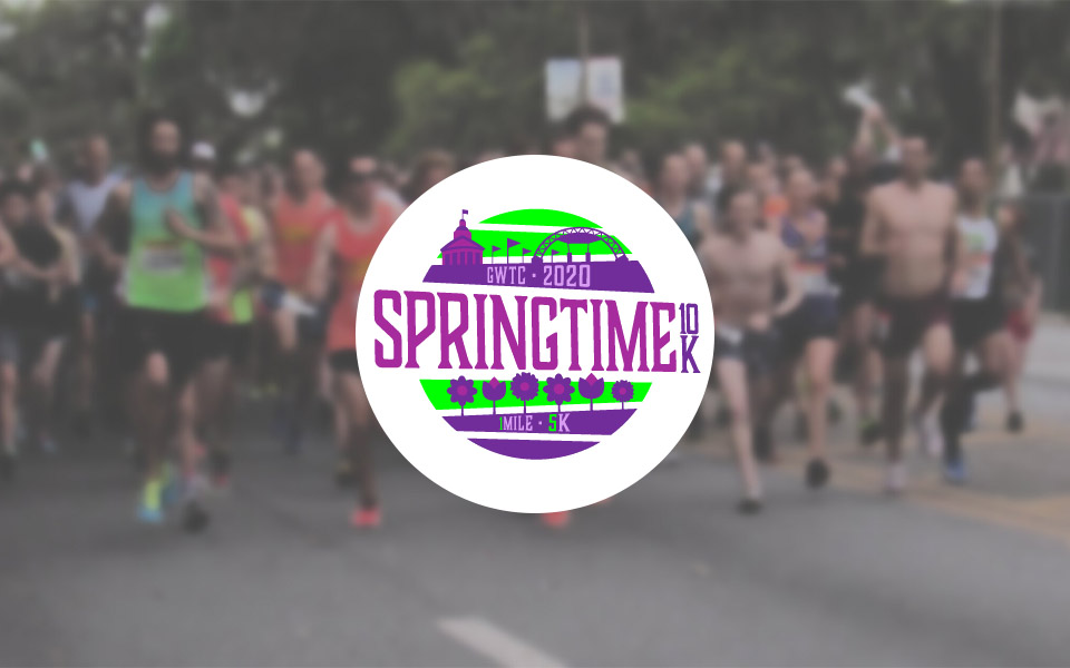 Gulf Winds Track Club's 2020 Springtime 10K / 5K / Mile