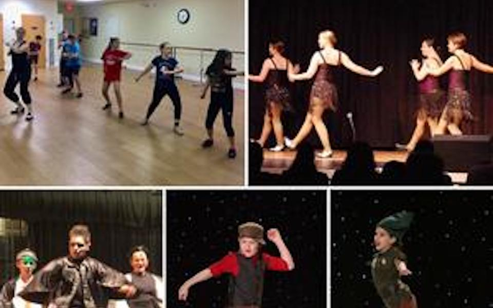 ONLINE Inclusive Dance @ Making Light Productions