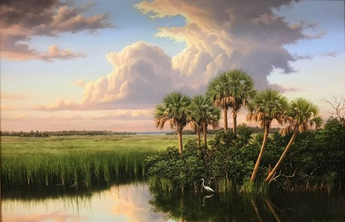 Florida Inspired: Landscapes from the Risner Fine Art Collection