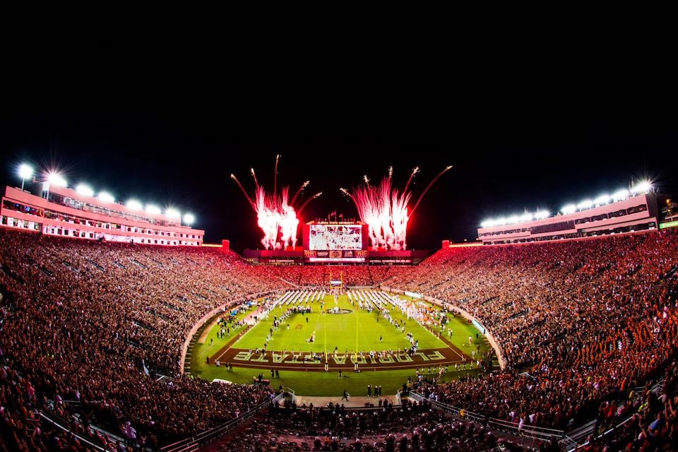 FSU Football vs. North Carolina
