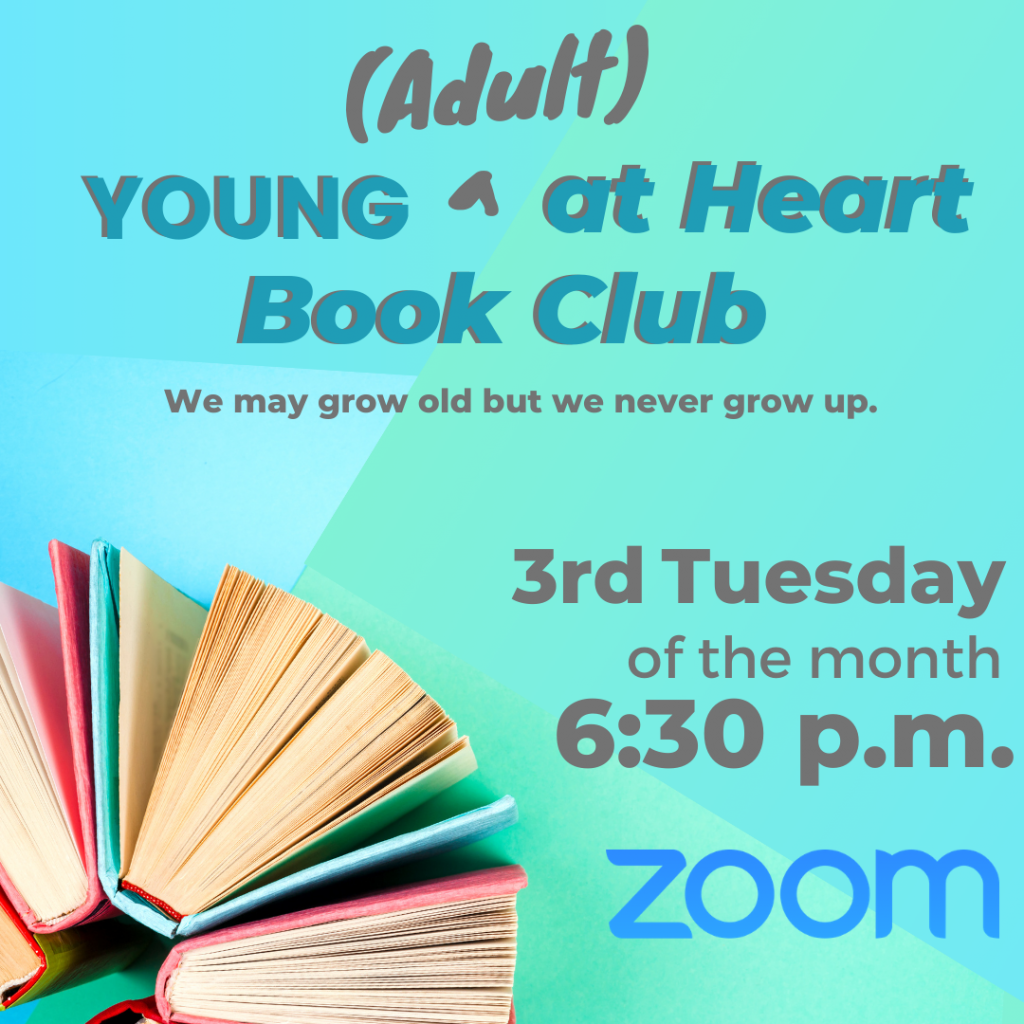 Young (Adult) at Heart Book Club