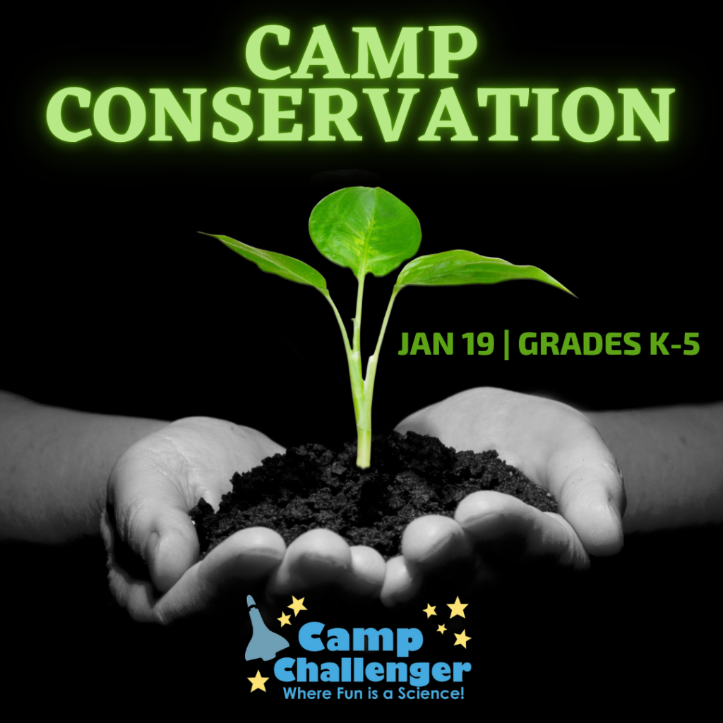 Camp Challenger Virtual Winter Camp: Camp Conservation
