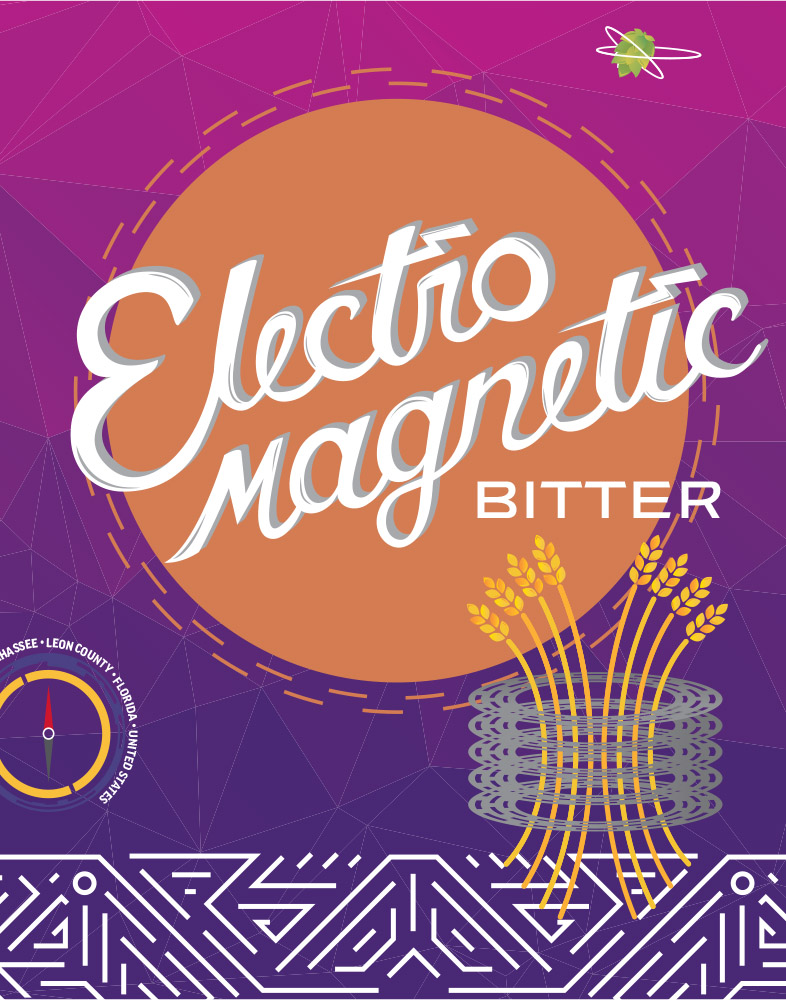 Electro Magnetic Bitter Beer Release at DEEP Brewing