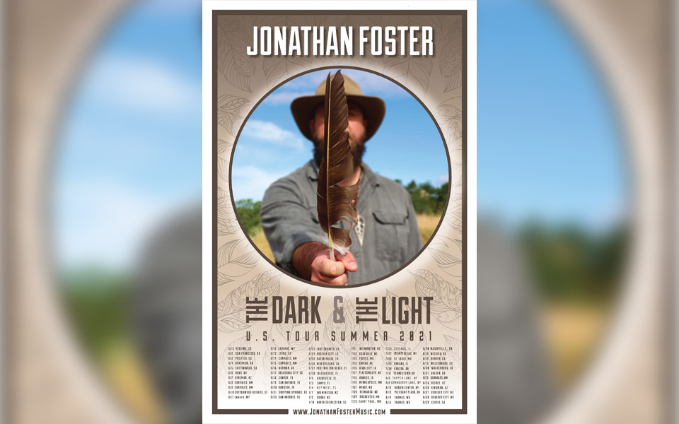 Jonathan Foster at Warrior on the River