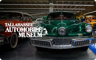 A Family Day at the<br>Tallahassee Automobile Museum