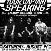 Your Captain Speaking EP Release feat. Ember Fading, Defy The Tyrant & Northy at the Warrior