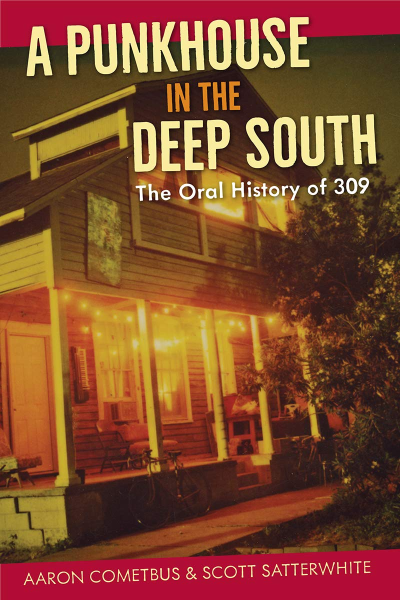 """""""Punkhouse in the Deep South"""" Book Tour Visits FSU"""