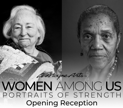 Women Among Us: Portraits of Strength Opening Reception